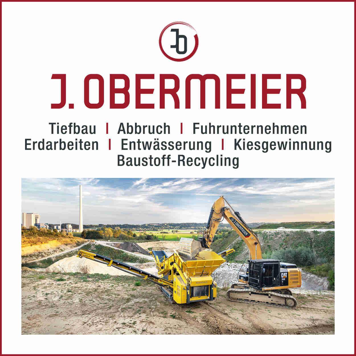 Obermeier Abersberg Erdarbeiten und mehr